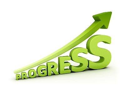 Looking for Progress!