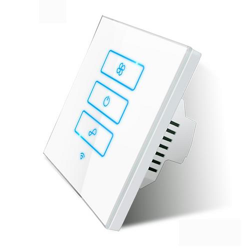 [ L-SERIES ] L6 Smart Fan Control Switch