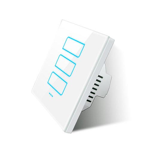 [L7-HS3]  L7 Smart Three-Gang Light Switch