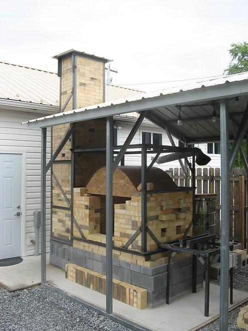 Construction of a Gas Fired Soda Kiln at Washington Street Studios eBook