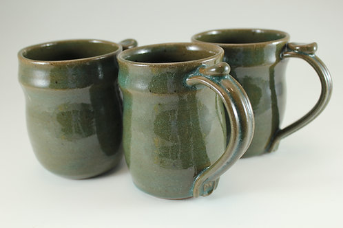 Translucent Green Mug