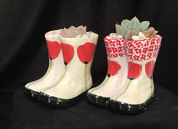 The Perky Boots plus plant 100 / 120 / 150mm