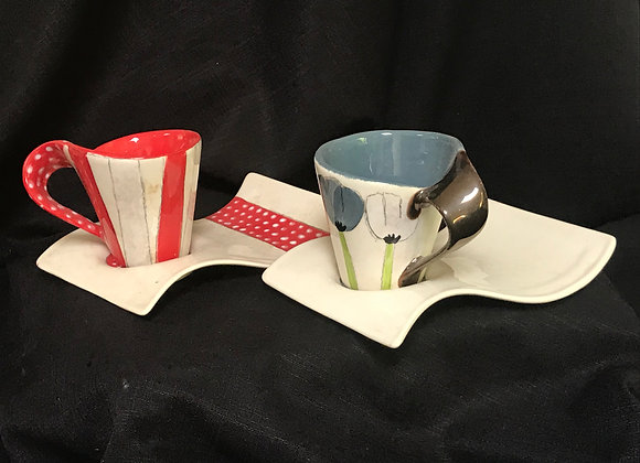 The Gill Set  100 / 60mm (cup)