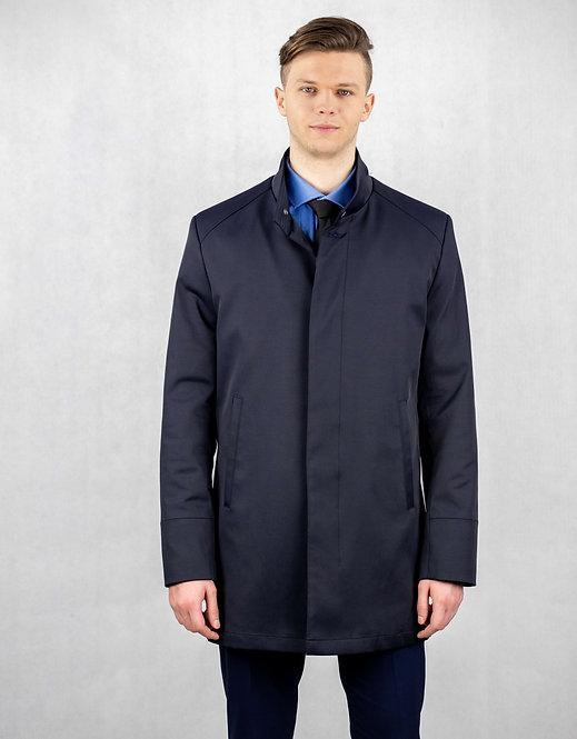 Płaszcz na stójce k-07