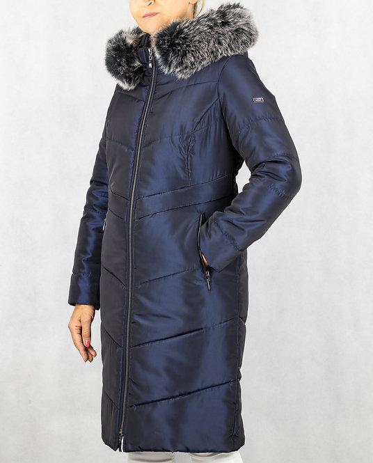K-08 Płaszcz damski pikowany