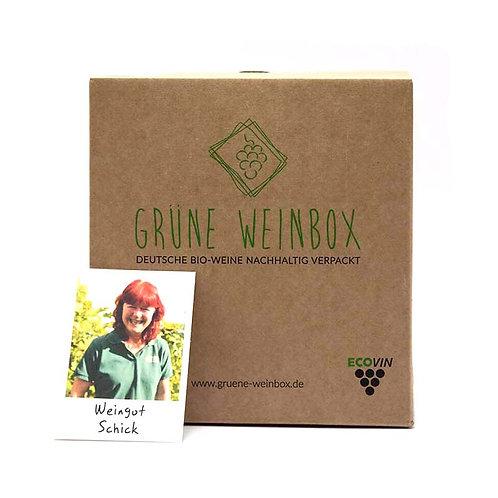 Grüne Weinbox Bio-Weissburgunder trocken 2015