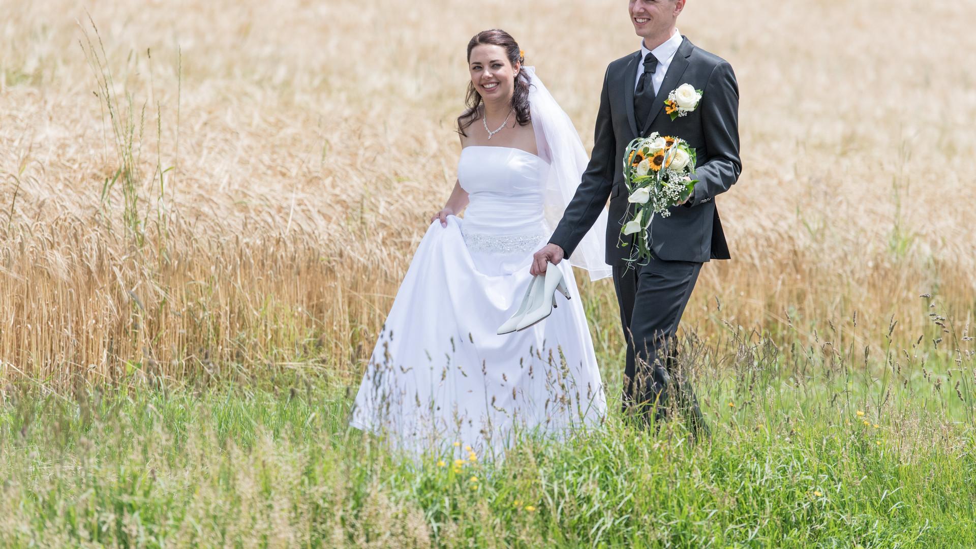 Hochzeit von N&D