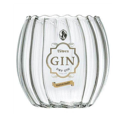 Löwen-Gin Glas/Tumbler