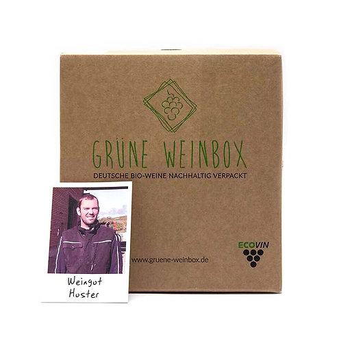 Grüne Weinbox Bio-Riesling trocken 2015
