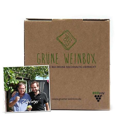 Grüne Weinbox Bio-Spätburgunder trocken 2015