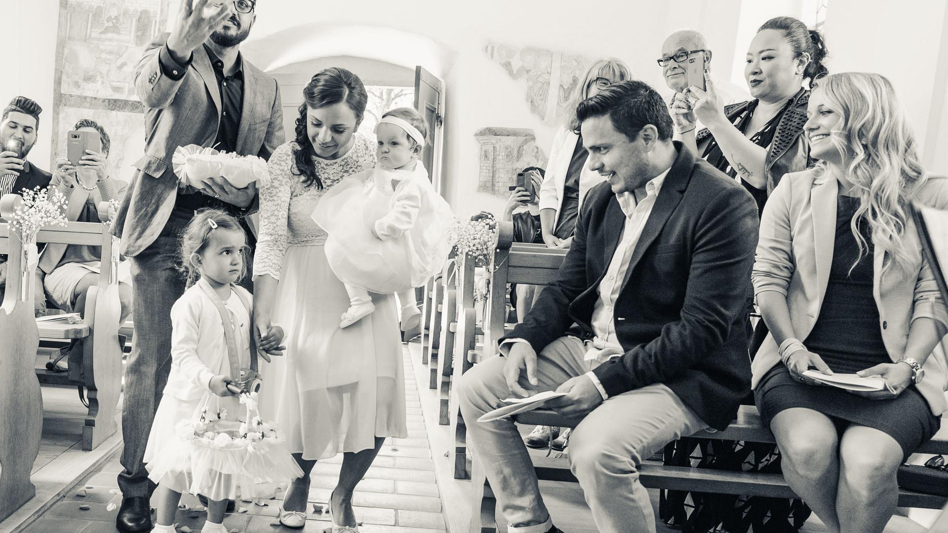 Hochzeit von M & D