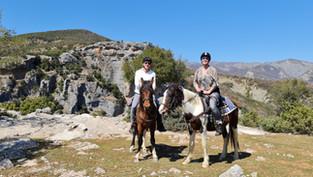 Horse riding in Albania  - Permet