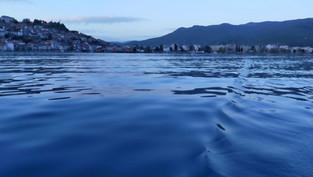 Sunset cruise - Lake Ohrid