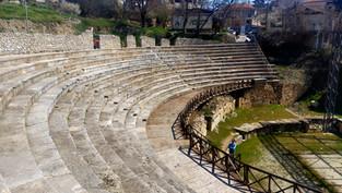 Ancient Theatre - Ohrid