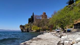St. John the Theologian Church - Ohrid