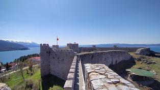 Samuel's Fortress - Ohrid