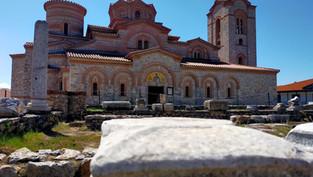 Church of Saints Clement and Panteleimon - Ohrid