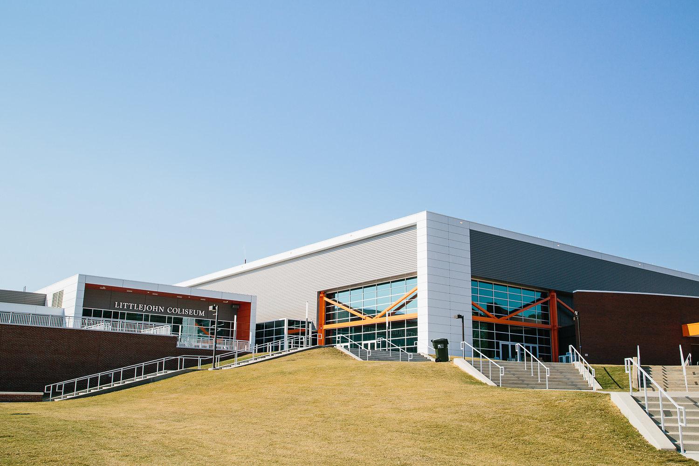 Littlejohn Coliseum | Clemson, SC