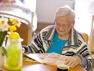 Pflege - Jeder kennt einen, den das Thema betrifft.