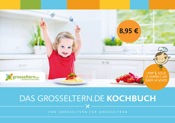 grosseltern.de Kochbuch