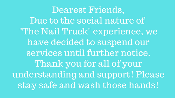 Dearest Friends, Due to the social natur