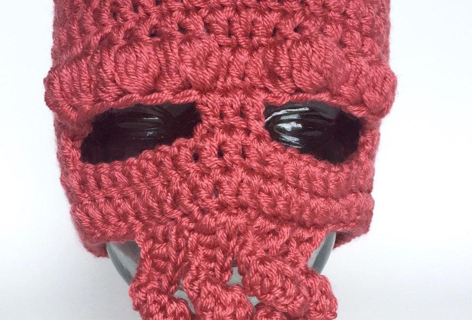 Dr. Lobster hat || Crochet Pattern