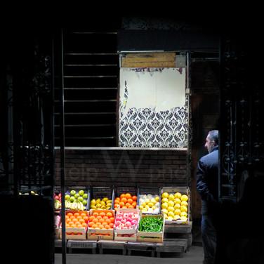 Istanbul - Street seller