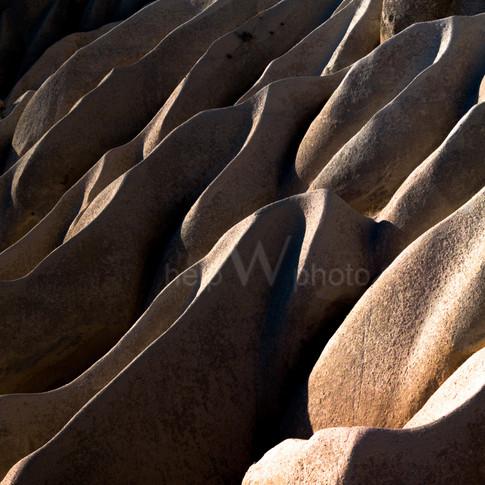 The formation of Cappadocia