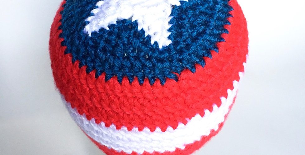 First Soldier beanie || Crochet Pattern