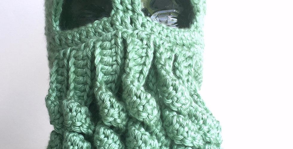 Cthulhu hat, Lovecraft    Crochet Pattern