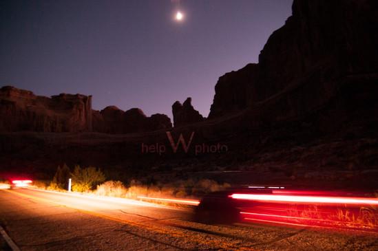 Night Arches