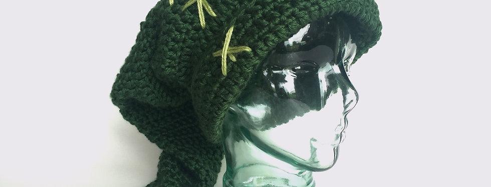 Pottery Smasher hat || Crochet Pattern
