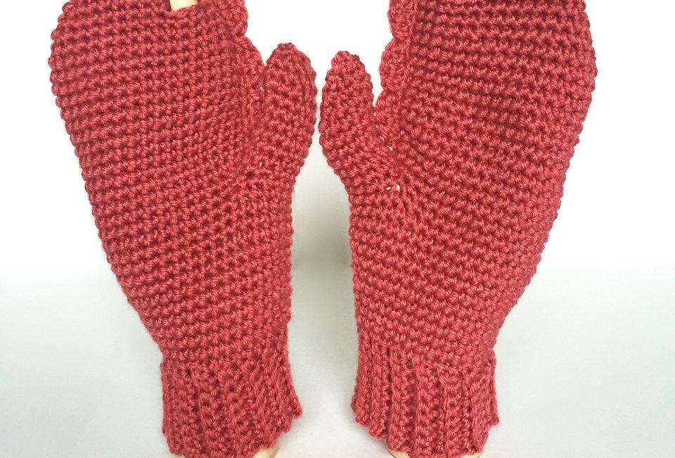 Dr. Lobster mittens || Crochet Pattern