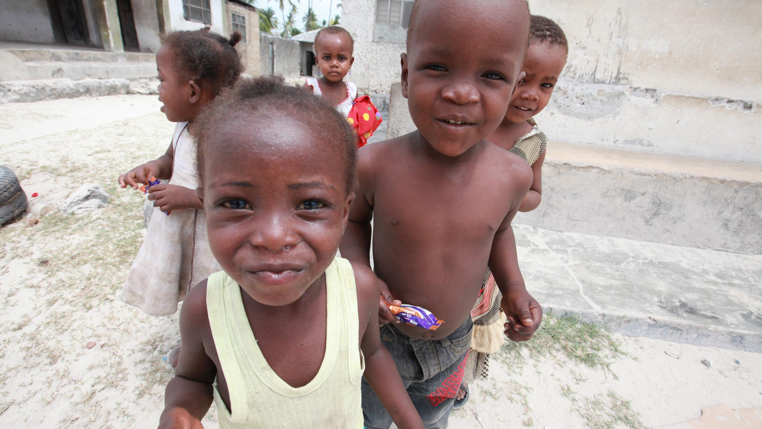 Children / Zanzibar