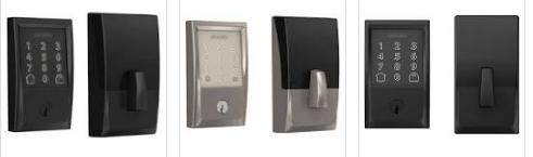 schlage encode smart locks