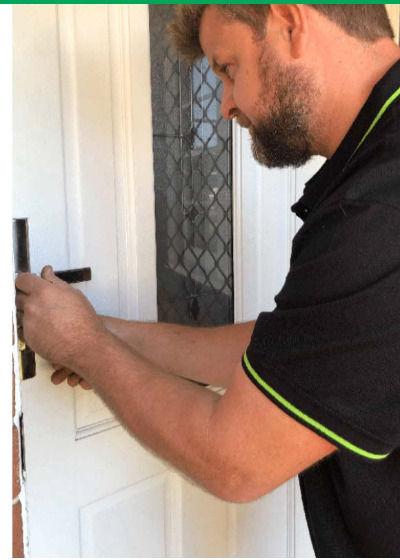Danny Frawley - Key Solution Locksmiths licensed locksmith and owner