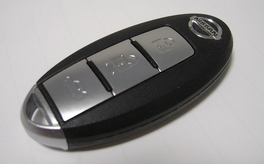 smart key remote keyless entry