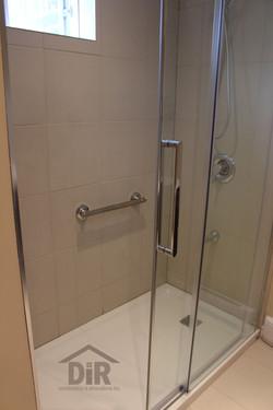 Shower Clear Glass Doors