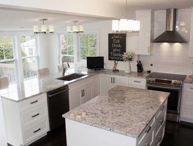Kitchen Extension Île Perrot