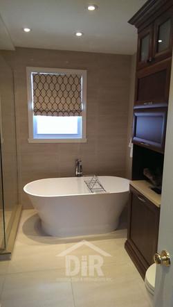 Free Standing Bathtub Floor Faucet