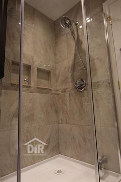 Shower Glass Doors Niches