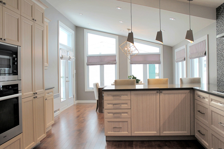 Kitchen & Dining Room Extension Laval