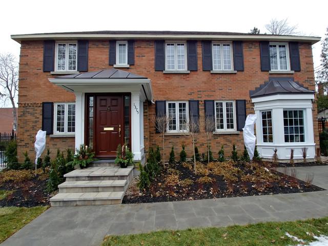 Home Addition Vestibule/Bay Window
