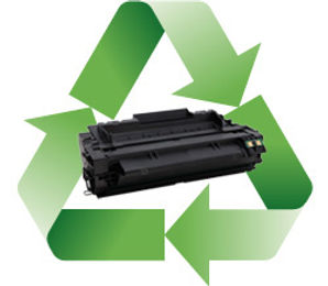recycle ink or toner cartridge free shipping label