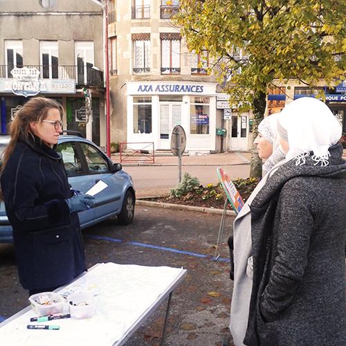 Atelier Mobile place Notre Dame