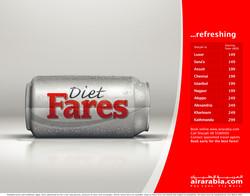 Diet Fares