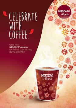 Nescafe Alegria festive V