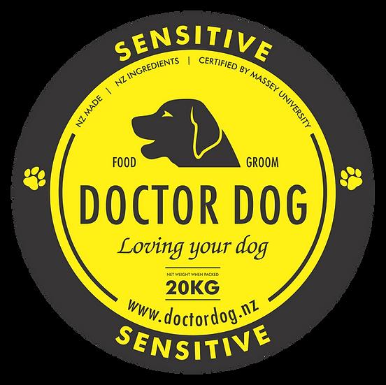DOCTOR DOG SENSITIVE 20KG