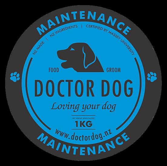 DOCTOR DOG ADULT FULL MAINTENANCE 1KG
