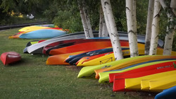 Kayaks, Canoes and SUP's